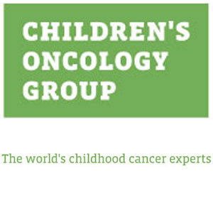 Childrens Oncology Group logo title=